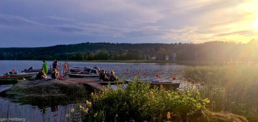 The joy and melancholy of Swedish summer evenings